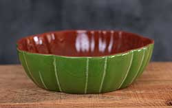Gourd Bake and Serve Dish - Green