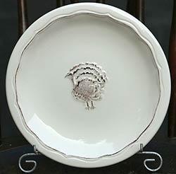 Turkey Luncheon Plate