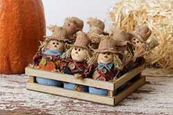 Scarecrow Mini Doll / Ornament