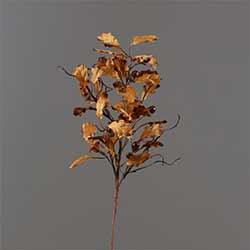 Oak Leaves & Acorns Floral Pick
