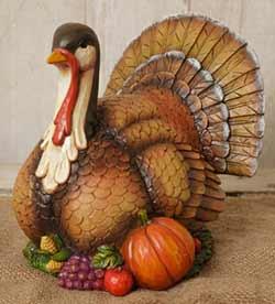 Turkey Figurine