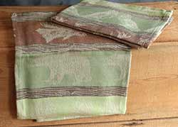 Walk in the Woods Jacquard Kitchen Towel