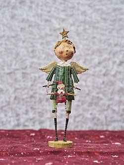 Christmas Puppeteer Angel
