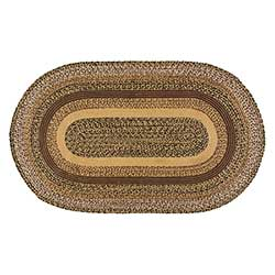 Kettle Grove Braided Rug - Oval (36 x 60 inch)