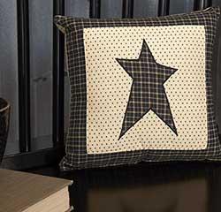 Kettle Grove Star Pillow - Small
