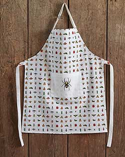 Creepy Crawlies Children's Apron