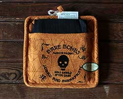 Bare Bones Pocket Pot Holder Set