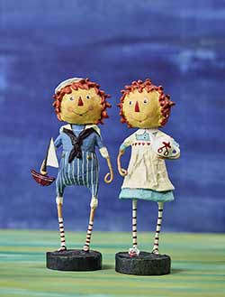 Andy & Annie (Set of 2)