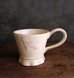 Farmhouse Sheep Mug