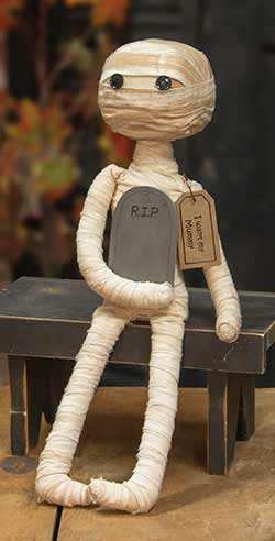 Primitive Mummy Doll