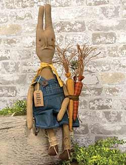 Horace Bunny Doll