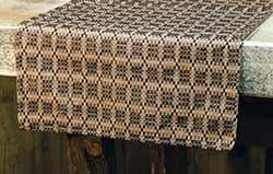 Preacher's Knot 56 inch Table Runner