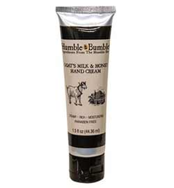 Goat's Milk & Honey Hand Cream