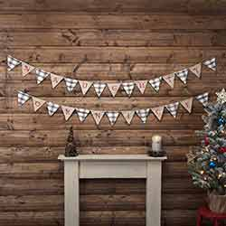 Amory Naughty Or Nice 10 foot Banner (Set of 2)