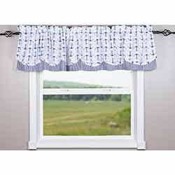 Anchors Away Fairfield Valance