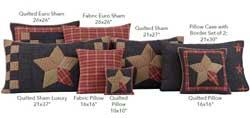 Arlington Shams & Pillows (Various)