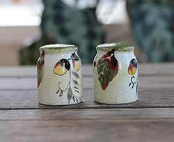Leaves Salt & Pepper Shaker Set