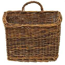 Willow Rectangular Wall Basket