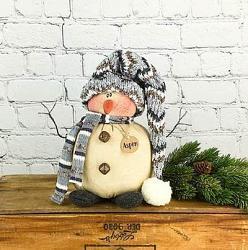 Aspen the Snowman Doll