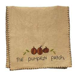 Pumpkin Patch 28 inch Table Runner