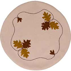 Fall Medley Candle Mat