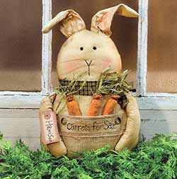 Carrots for Sale Bunny
