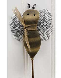 Primitive Bee Wand