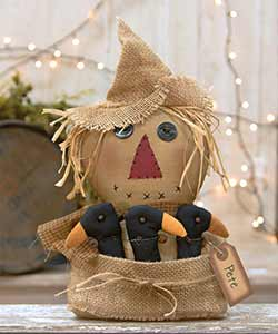 Primitive Pete Scarecrow Doll