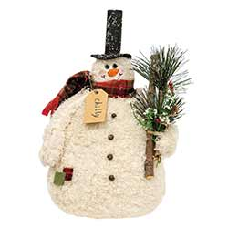Chilly Snowman Doll