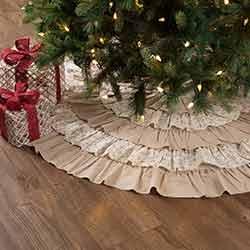 Carol 55 inch Tree Skirt