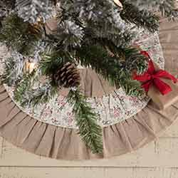 Carol Mini 21 inch Tree Skirt