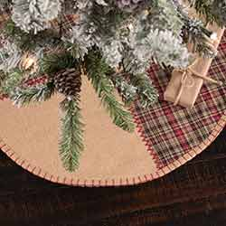 Clement Mini 21 inch Tree Skirt