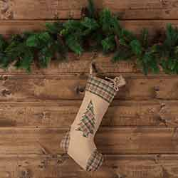 Clement Tree 20 inch Stocking