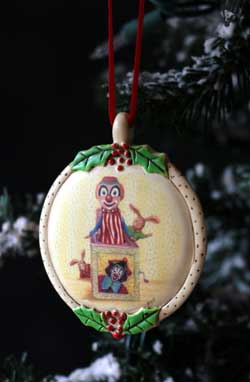 Jack in the Box Ornament