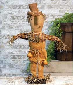 Slim Jim Scarecrow Doll