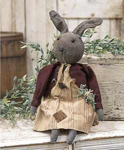 Effy Primitive Bunny Doll
