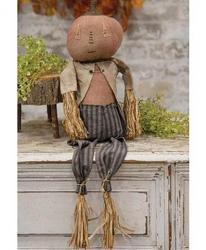 Henry Pumpkin Man Doll
