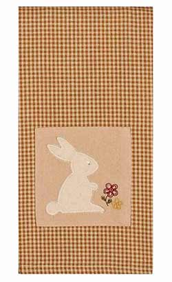 Easter Bunny Towels (Set of 2)