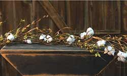 Wild Cotton Garland