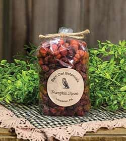 Pumpkin Spice Rosehip Potpourri