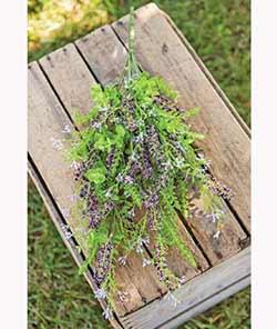 Lavender Berries & Eucalyptus Floral Spray