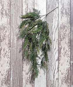 Cedar & Hemlock Hanging Vine (35 inches)