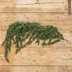 Draping Angel Pine 54 inch Spray