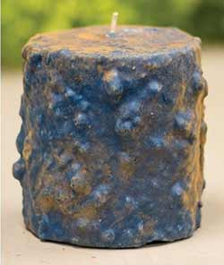 Blueberry Cake Candle