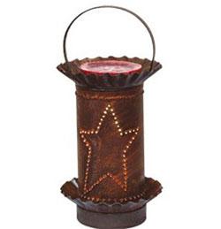 Rusty Star Mini Tart Warmer