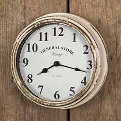 General Store Wall Clock