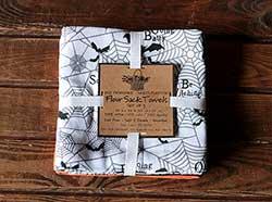 Halloween Flour Sack Towel Set