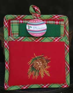 Woodland Pinecone Gift Set