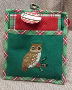 Woodland Owl Gift Set
