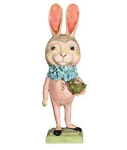 Tall Bunny with Cauliflower